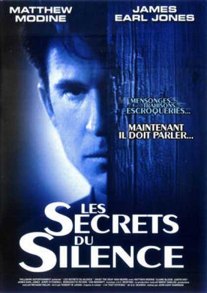 affiche du film Les secrets du silence (TV)