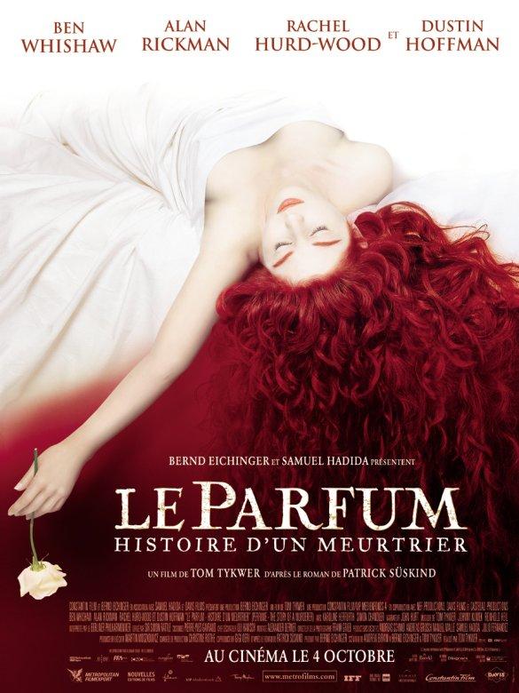 affiche du film Le Parfum : Histoire d'un meurtrier