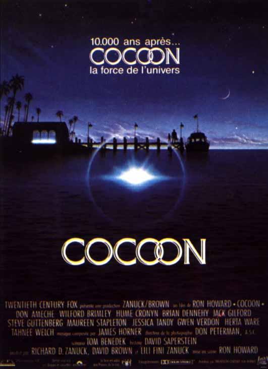 affiche du film Cocoon