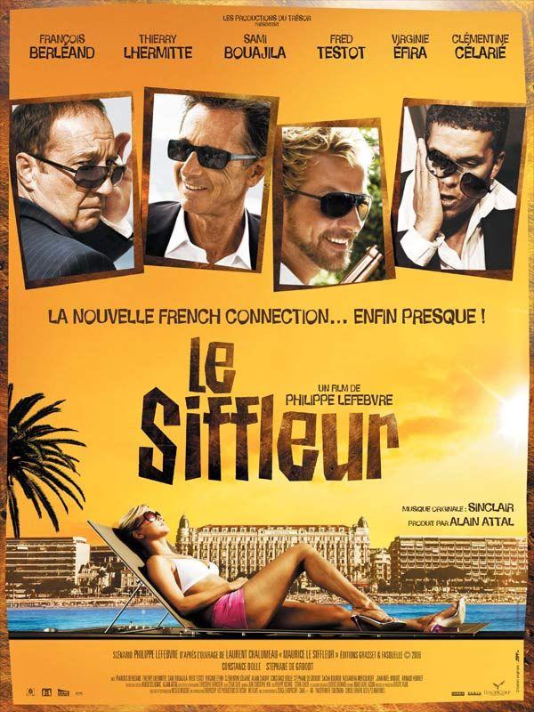 affiche du film Le siffleur