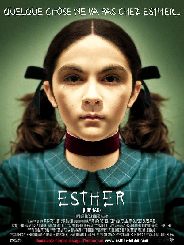 affiche du film Esther