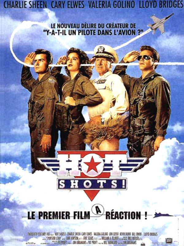 affiche du film Hot Shots !
