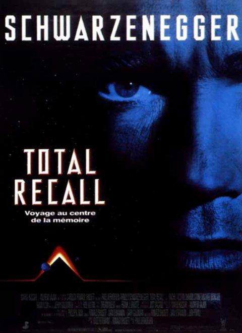 affiche du film Total Recall (1990)