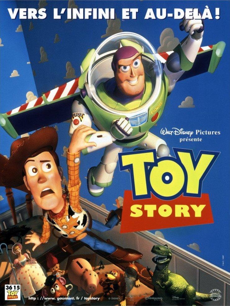affiche du film Toy Story