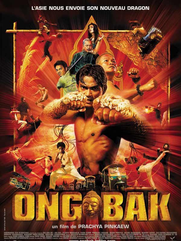 affiche du film Ong-Bak