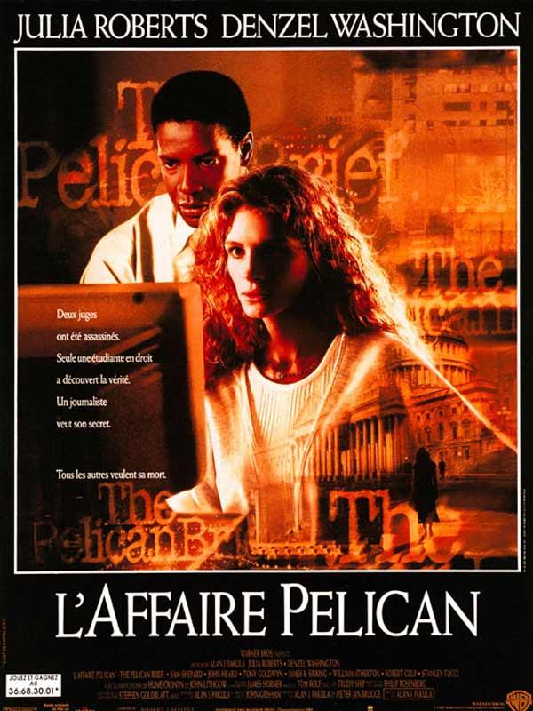 affiche du film L'affaire Pélican