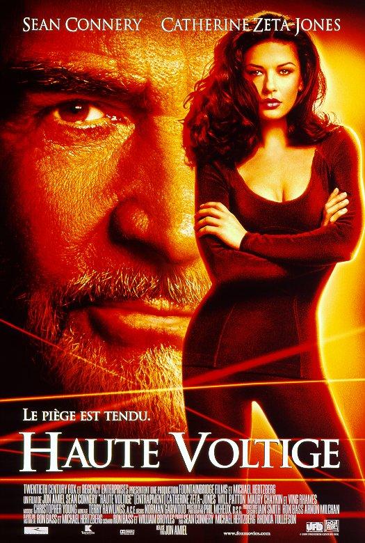 affiche du film Haute voltige