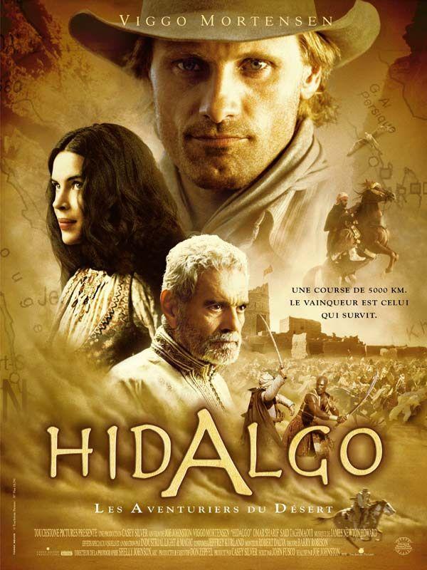 affiche du film Hidalgo