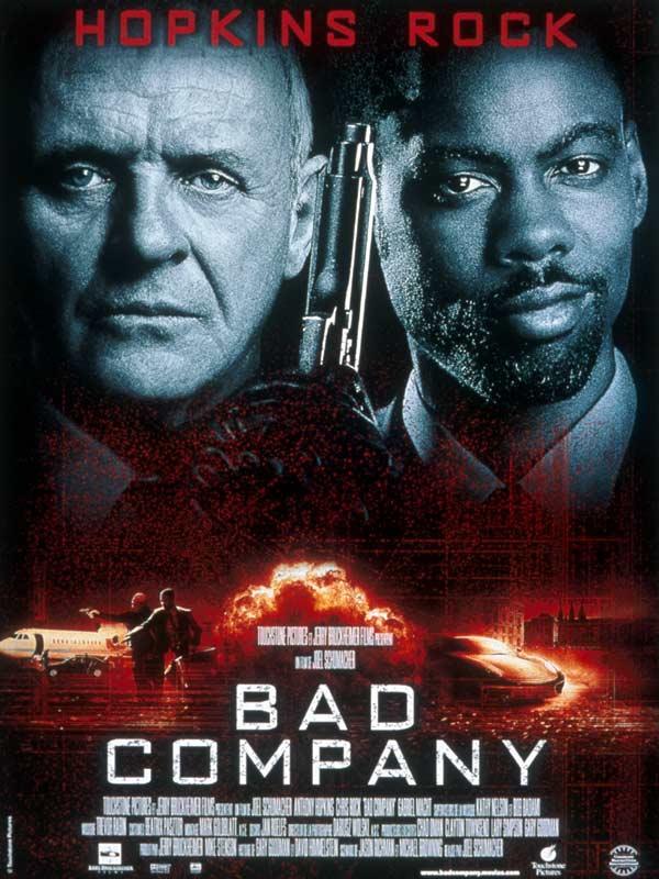 affiche du film Bad Company