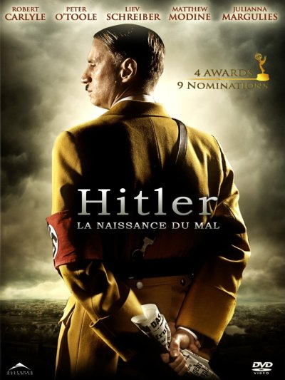 affiche du film Hitler : La naissance du mal (TV)