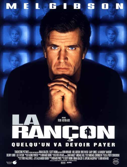 affiche du film La rançon