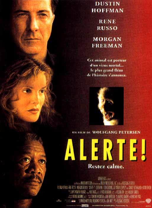 affiche du film Alerte !