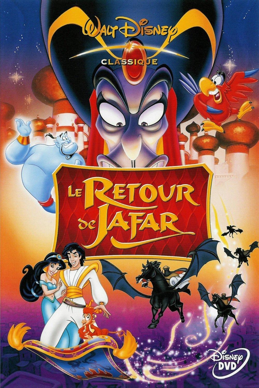 affiche du film Le Retour de Jafar
