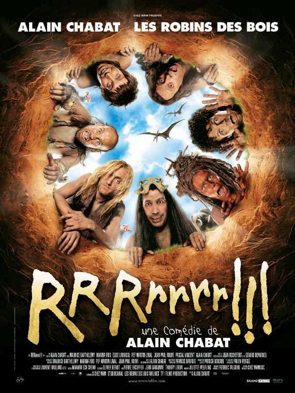 affiche du film RRRrrrr !!!