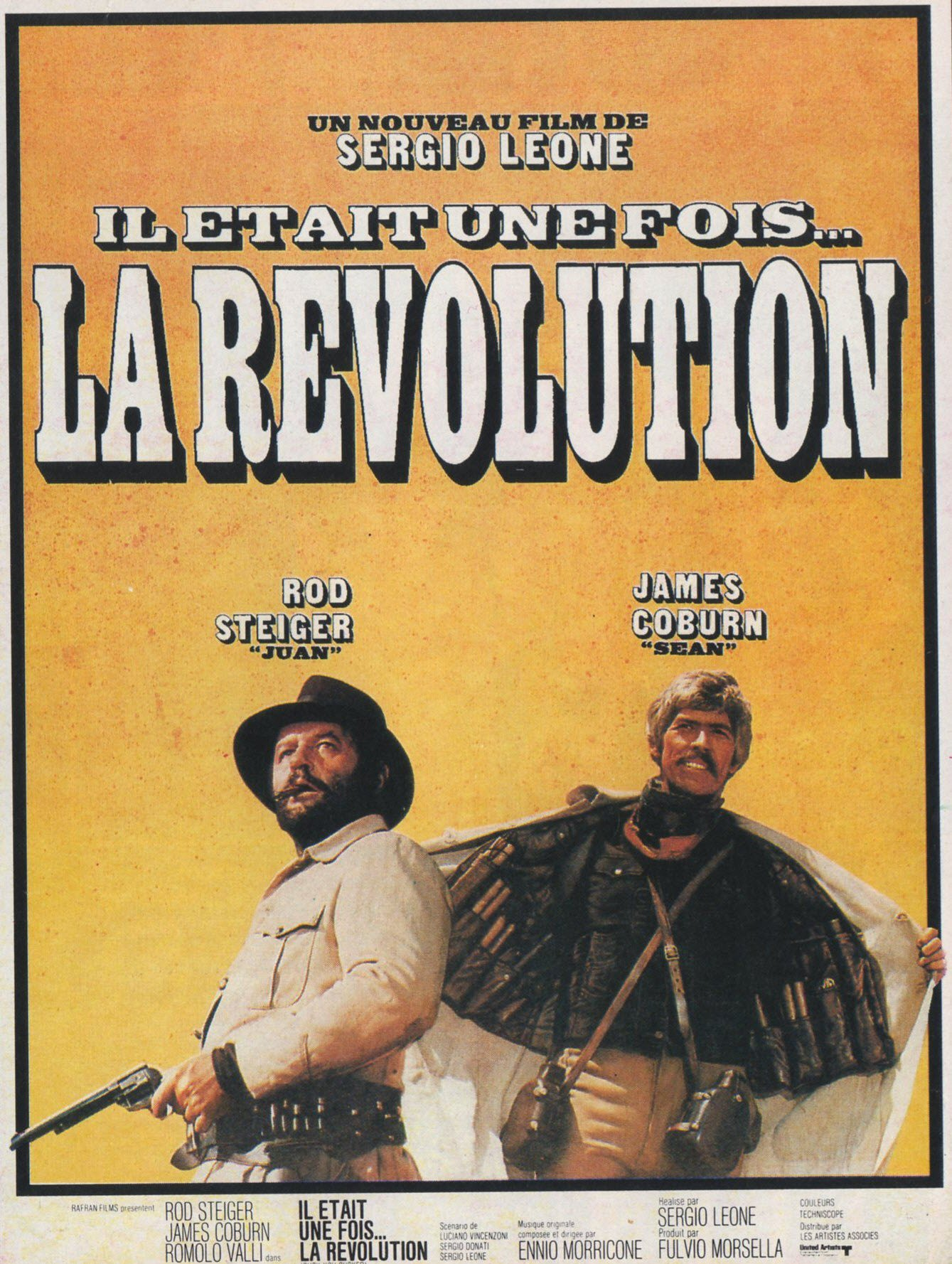 affiche du film Il était une fois... la révolution