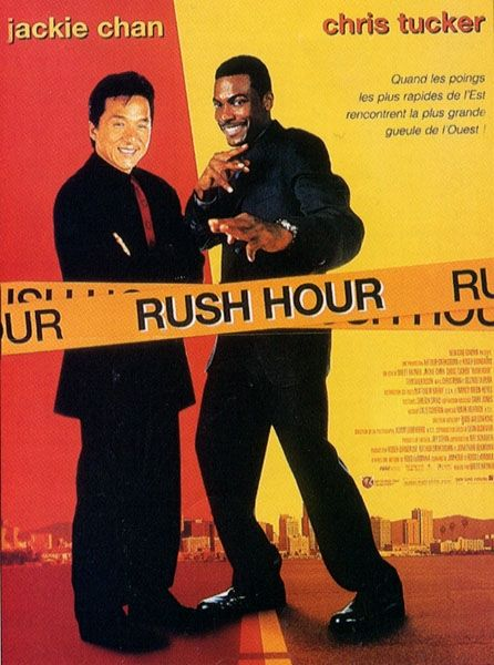 affiche du film Rush Hour