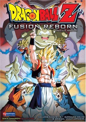 affiche du film Dragon Ball Z: Fusions