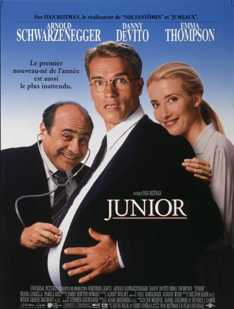 affiche du film Junior