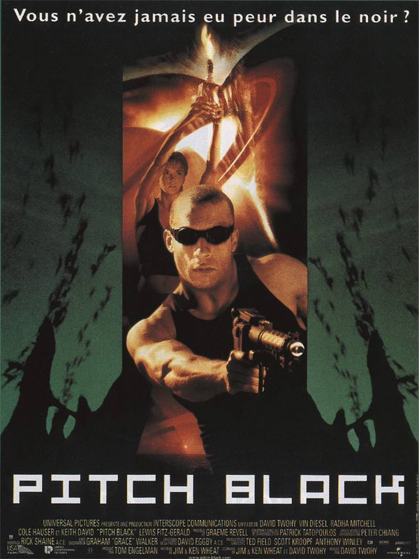 affiche du film Pitch Black