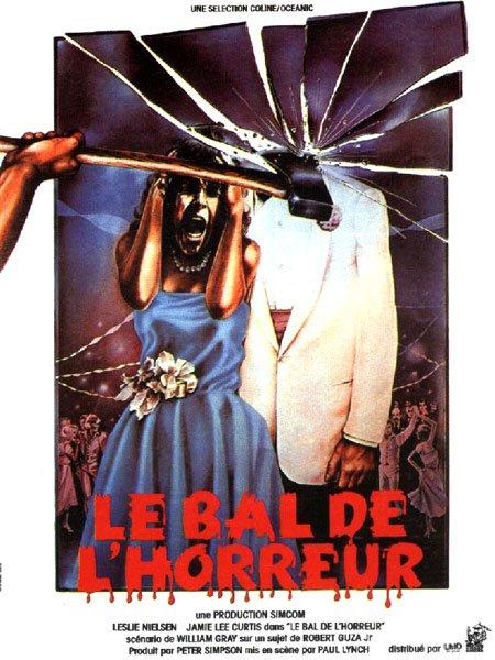 affiche du film Le Bal de l'horreur