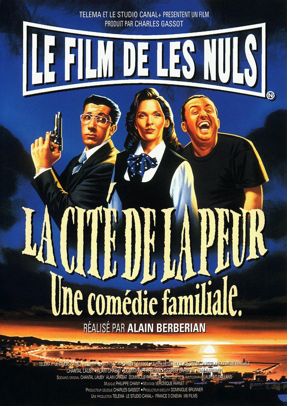 affiche du film La Cité de la peur