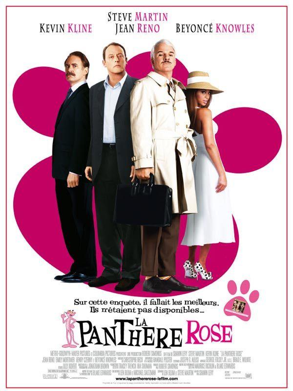 affiche du film La Panthère rose (2006)