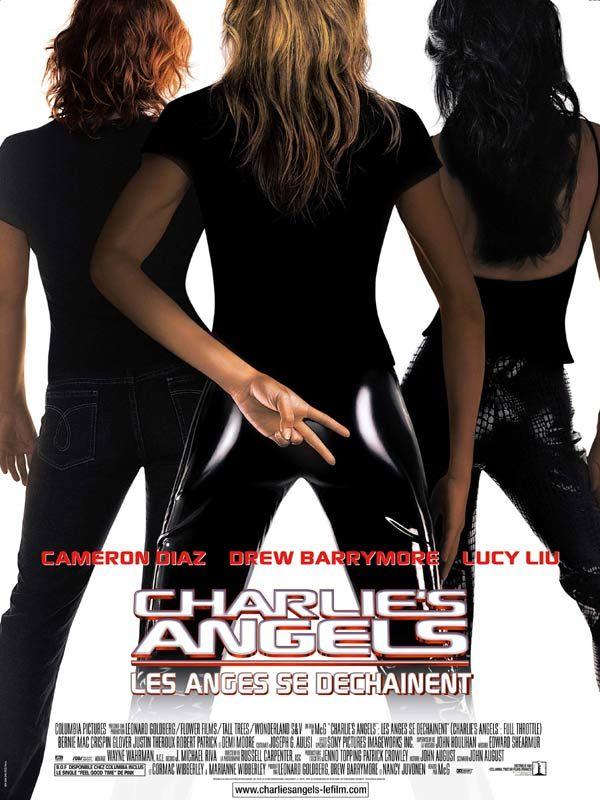 affiche du film Charlie's Angels : Les anges se déchaînent