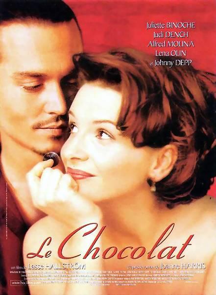 affiche du film Le Chocolat