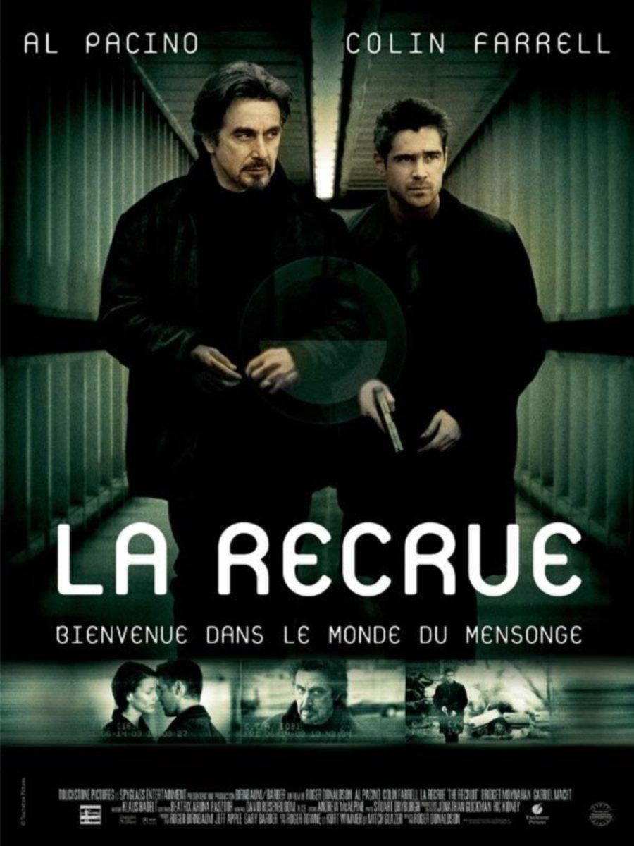 affiche du film La Recrue