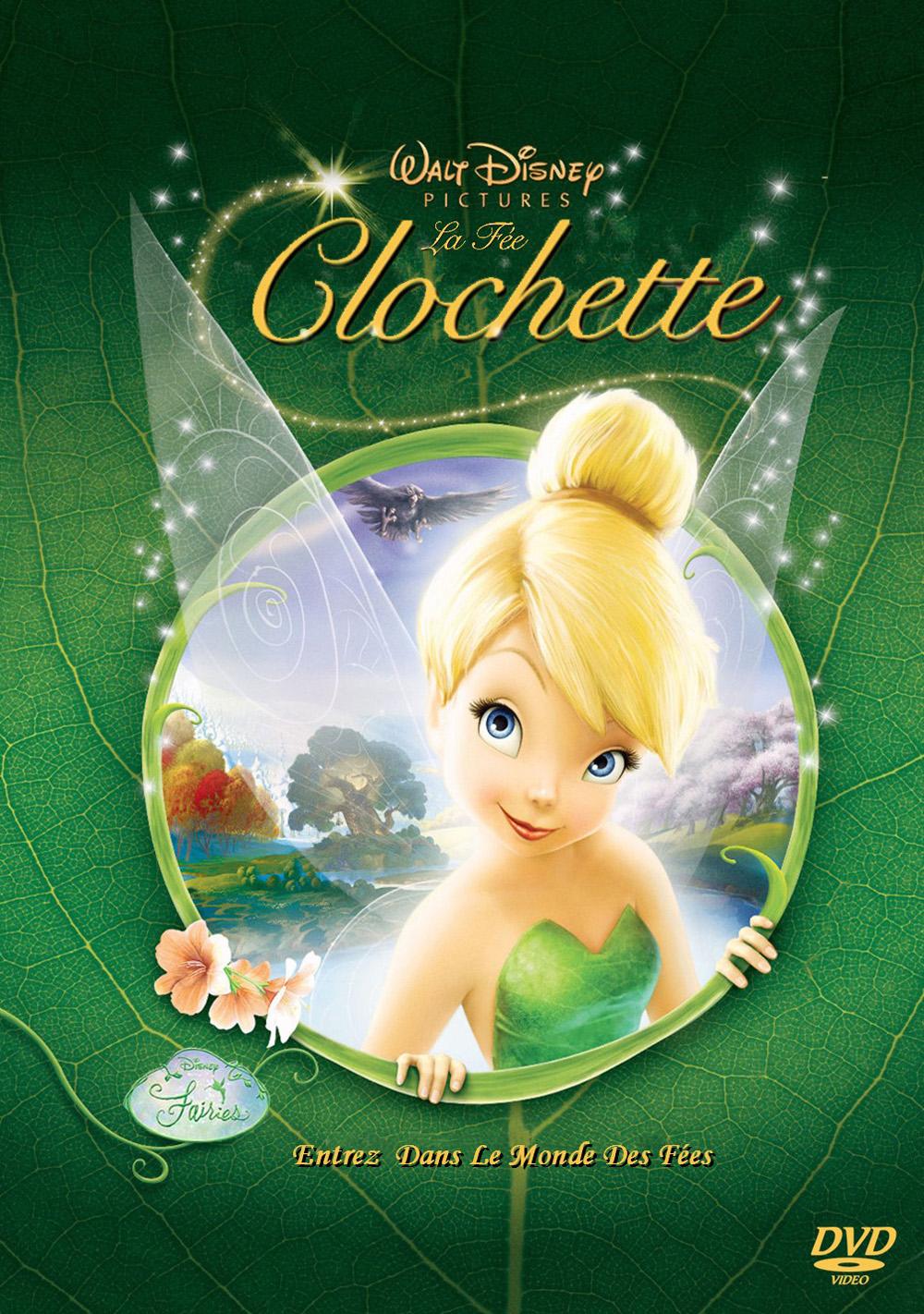 affiche du film La fée Clochette