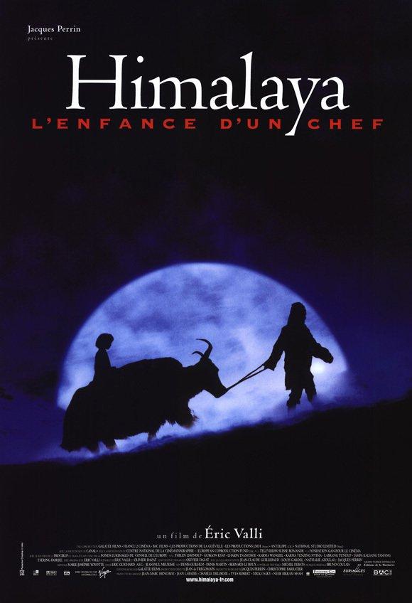 affiche du film Himalaya, l'enfance d'un chef