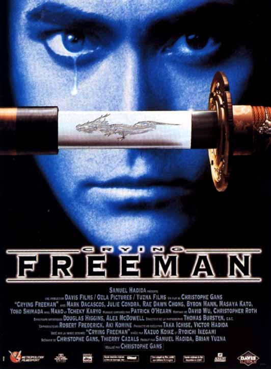 affiche du film Crying Freeman