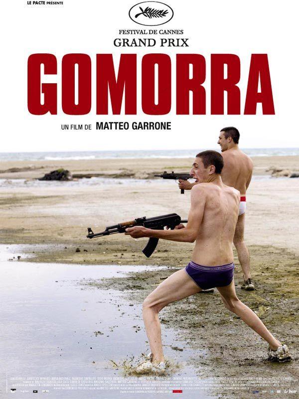 affiche du film Gomorra