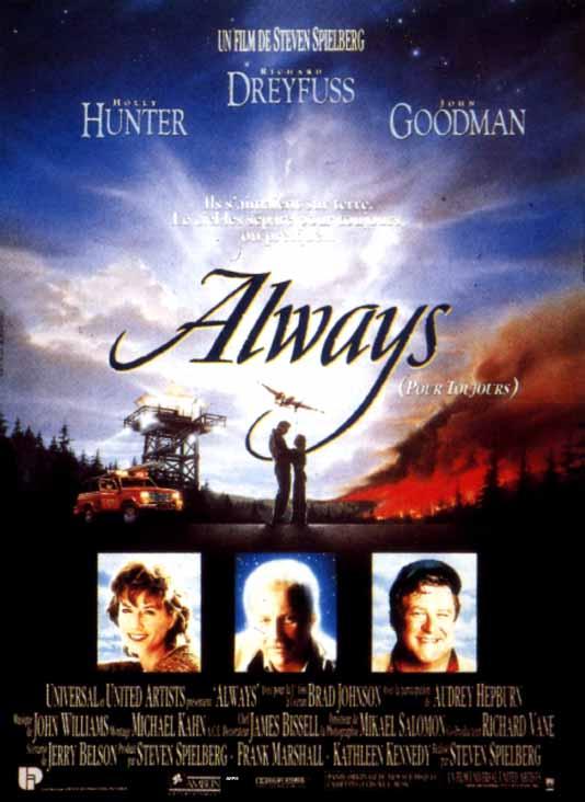 affiche du film Always, Pour toujours