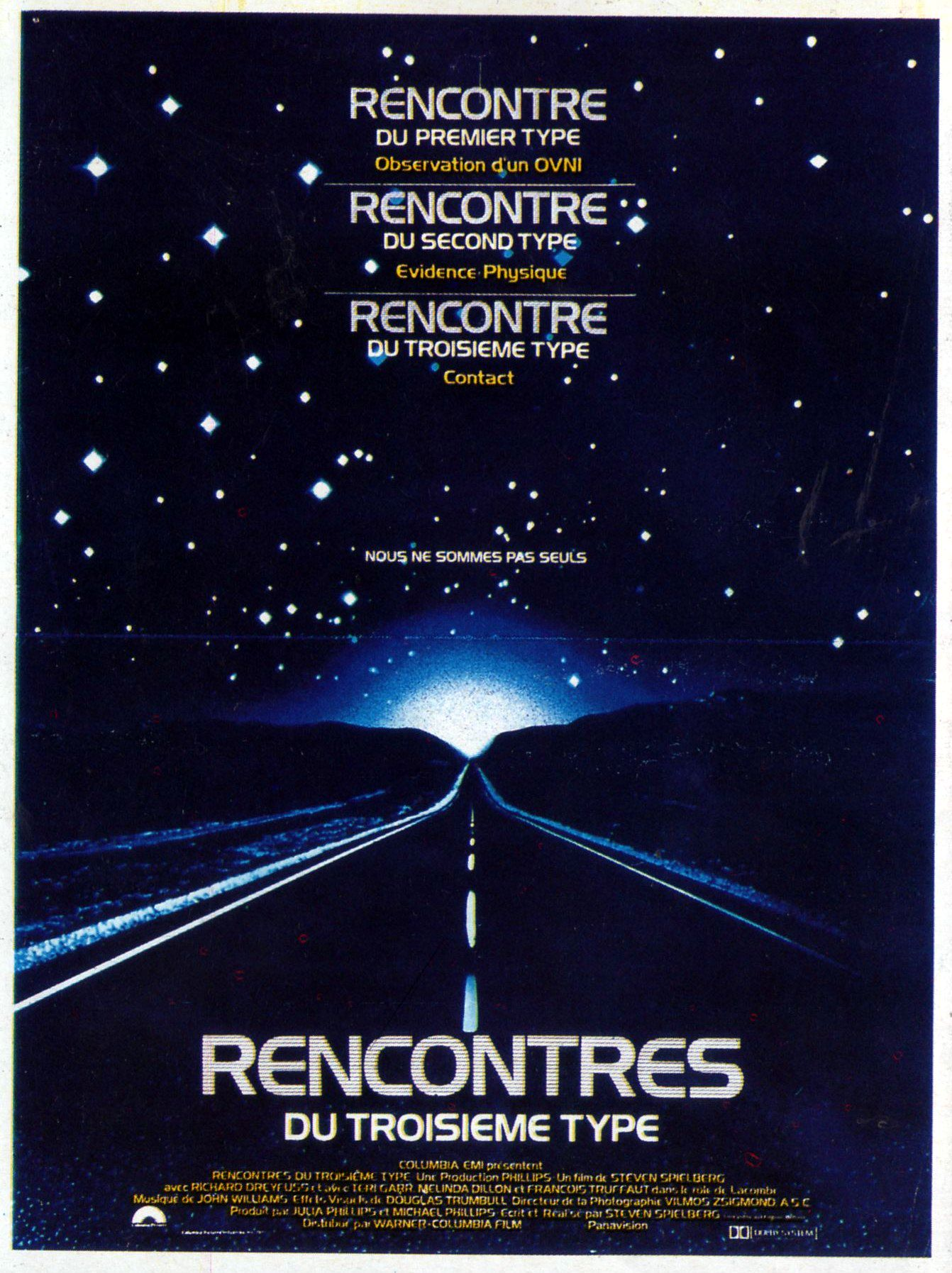 Rencontres du 3eme type film streaming