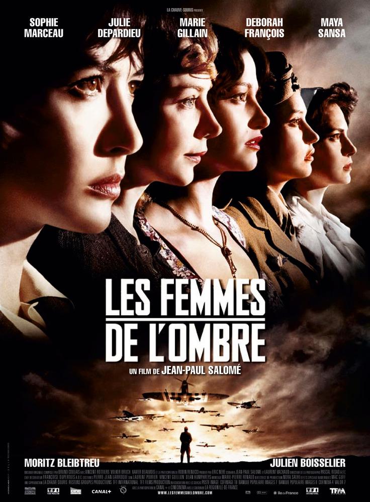 affiche du film Les Femmes de l'ombre