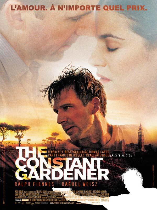 affiche du film The Constant Gardener