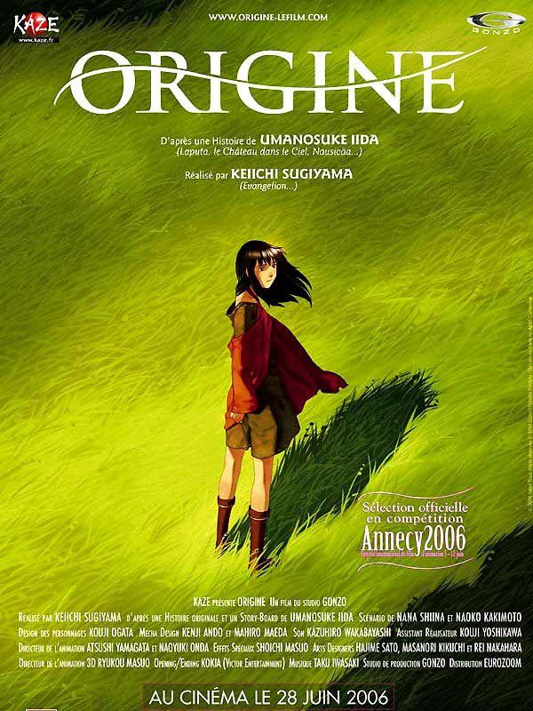 affiche du film Origine