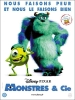 Monstres et Cie (Monsters, Inc.)