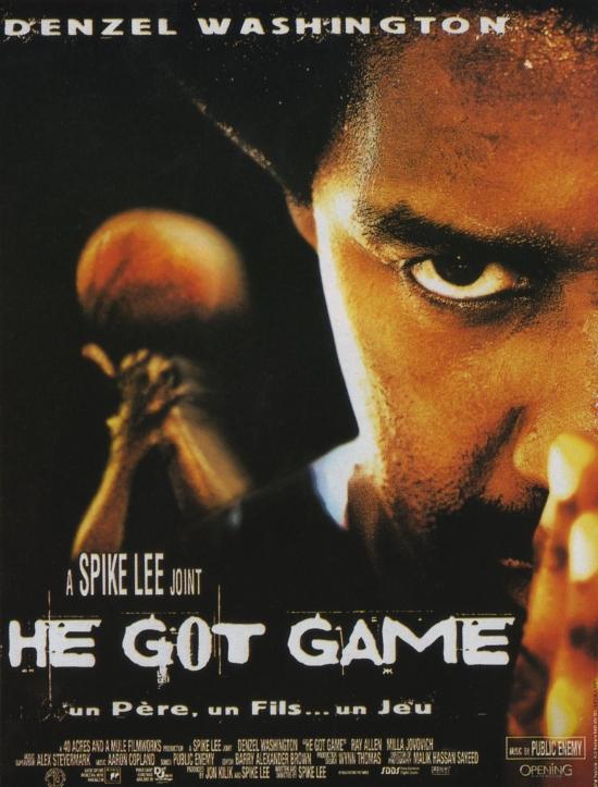 affiche du film He Got Game