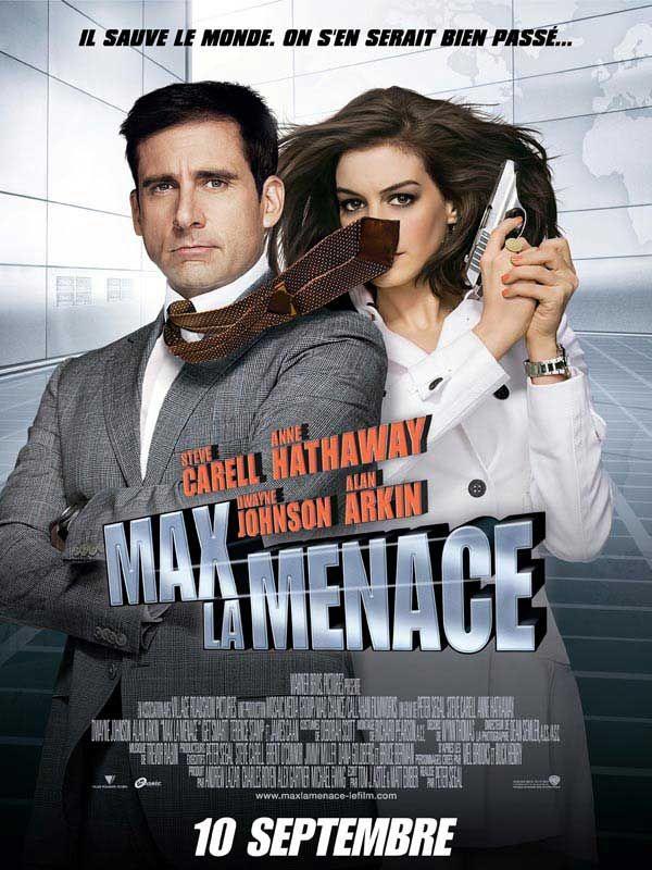 affiche du film Max la menace