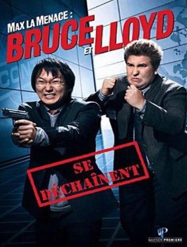 affiche du film Max, Bruce et Lloyd se déchaînent