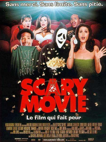 affiche du film Scary Movie