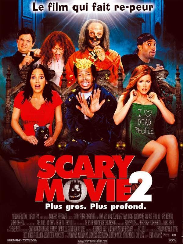 affiche du film Scary Movie 2