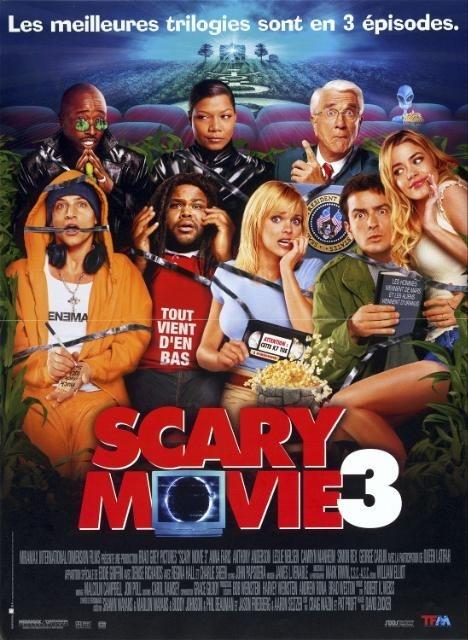 affiche du film Scary Movie 3