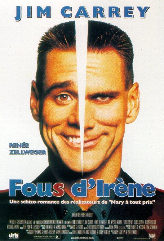 affiche du film Fou(s) d'Irène