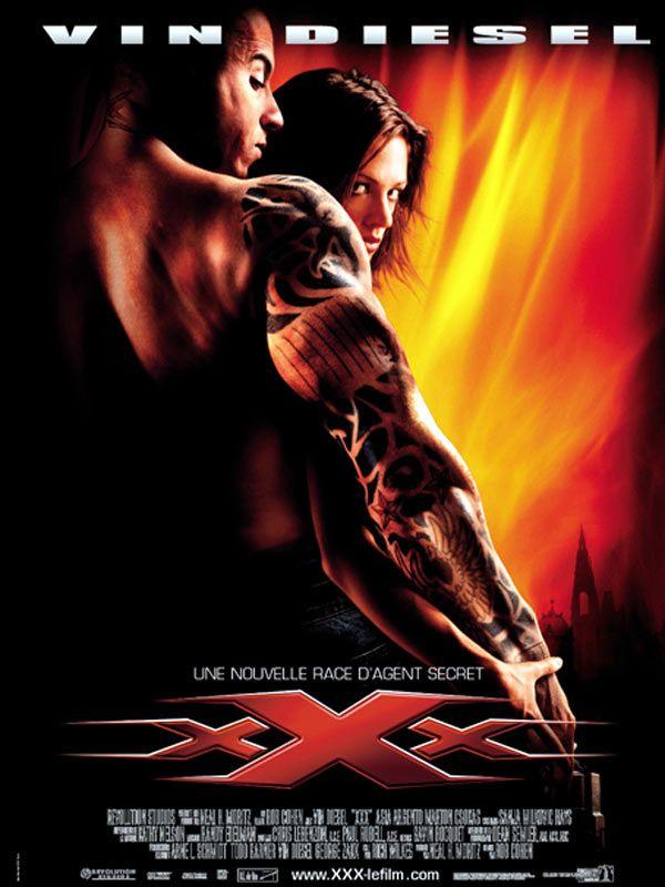 affiche du film xXx