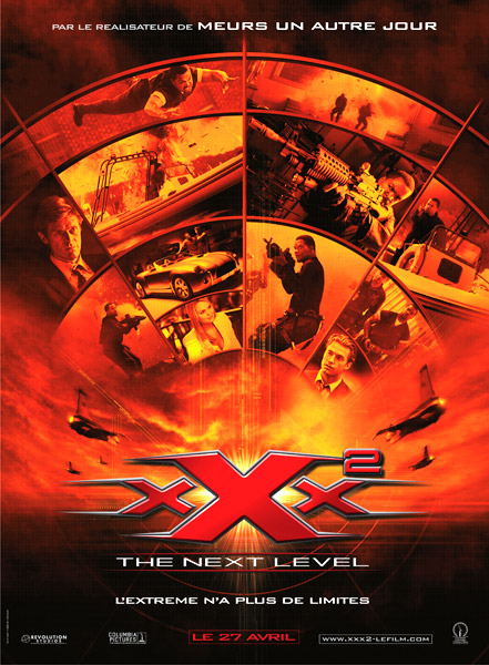 affiche du film xXx 2: The Next Level