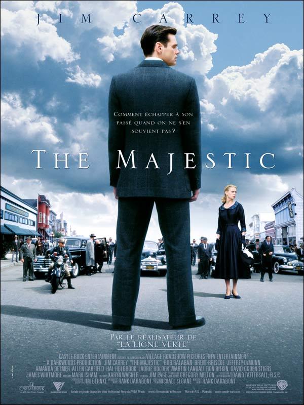 affiche du film The Majestic
