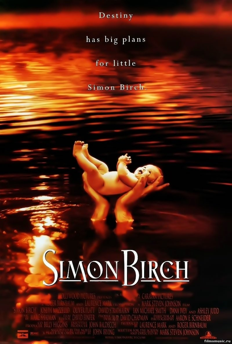 affiche du film Simon Birch